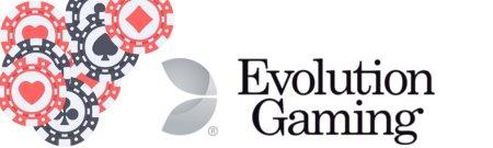 شركة إيفلويشن غيمنغ (Evolution gaming)