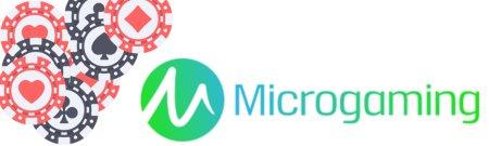 شركة مايكروغيمنغ (Microgaming)