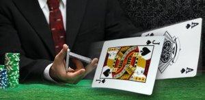 أهم قواعد لعبة البلاك جاك اون لاين